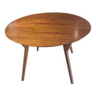 West Elm Mid-Century Style Dining Table
