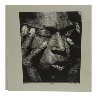 "A. Mattison ""Miles"" Limited Edition Print"