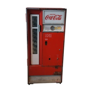 1970s Coca Cola Machine