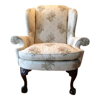 Kindel Winterthur Collection Wingback Chair