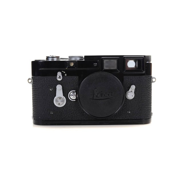 Leica M3 Black 1959 Pro Rangefinder Camera - Image 1 of 9