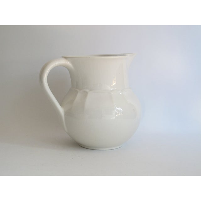 Image of American Wash Basin & Pitcher