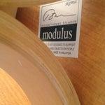 Image of Thomas Stender Modulus Table II