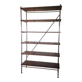 Mark Albrecht Shelving Unit Bookcase