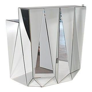 Modern Design Mirrored Bar / Reception Stand