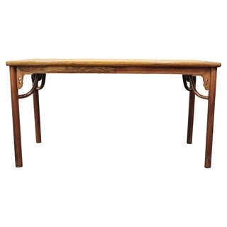 McGuire Asian Antique Chinese Console Table