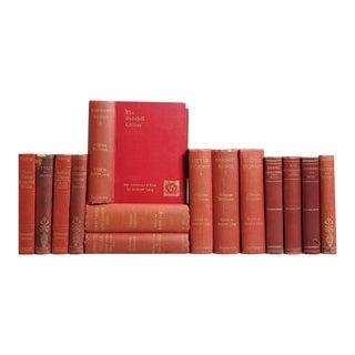 Weathered Red: British Literature, S/15