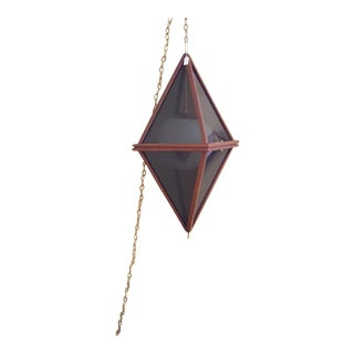Diamond Octahedron Prism Light