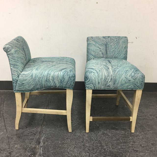 Pearson Stacey Counter Stools A Pair Chairish