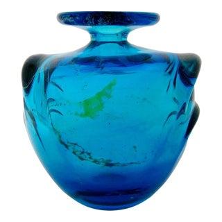 Mdina Blown Glass Vase