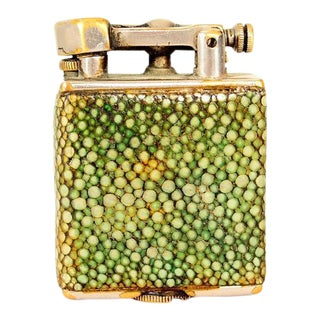 Parker Bacon 'The Efficient Lighter' after Dunhill Shagreen