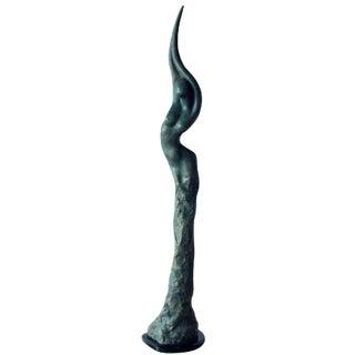 """Desire"" Bronze Sculpture by Jennine Parker"