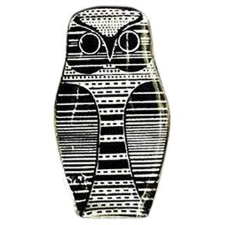 Vintage Abraham Palatnik Owl Figurine