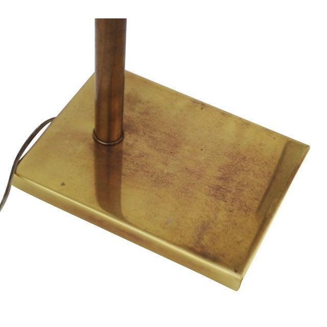 Frederick Cooper Classic Brass Desk Lamp - Image 3 of 10