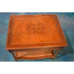Image of Hekman Hollywood Regency End Table