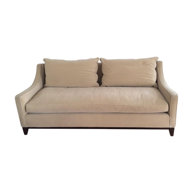 williams sonoma presidio sofa chairish