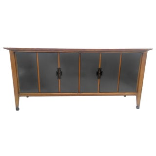 Lacquered White Furniture Co. Mid-Century Dresser