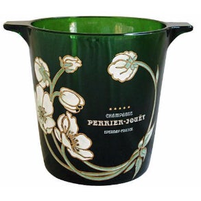 French Perrier-Jouet Champagne Chiller Bucket