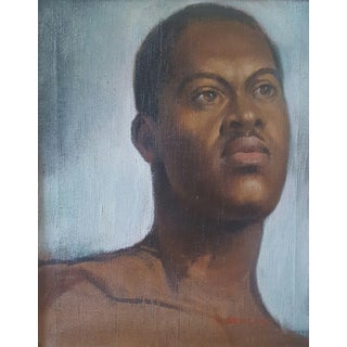 Portrait of African American Man, 1939