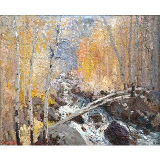 Fremont Ellis (1897-1985) - Santa Isabella Creek