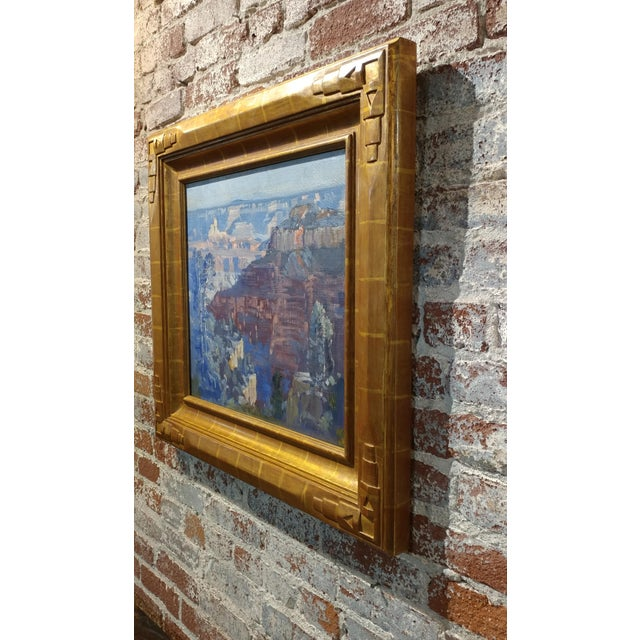 Fitch Fulton Grand Canyon Landscape Oil Painting - Image 9 of 11