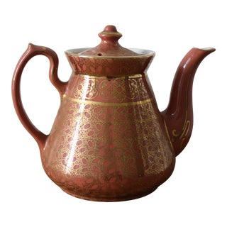 Blush Hall Teapot