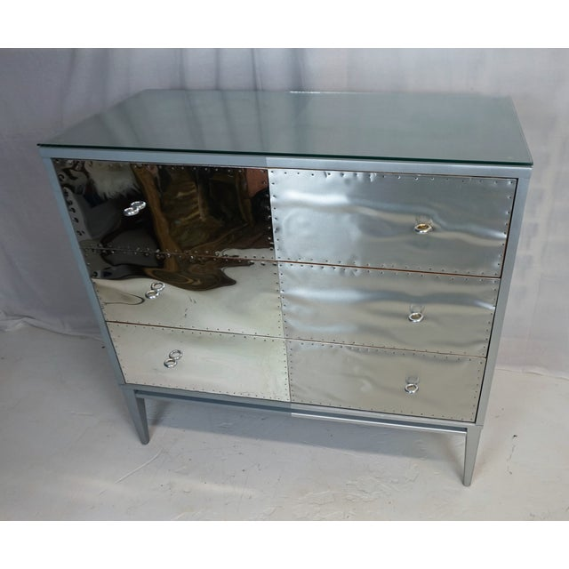 Paul McCobb Planner Group Brutalist Revision Dressers - A Pair - Image 9 of 10