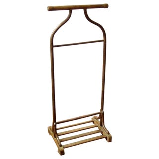 Early 20th Century Viennese Secession Valet by Thonet