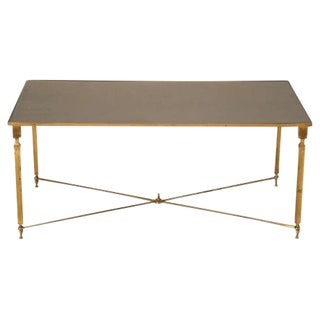 French Mid-Century Modern Coffee Table, 1940s