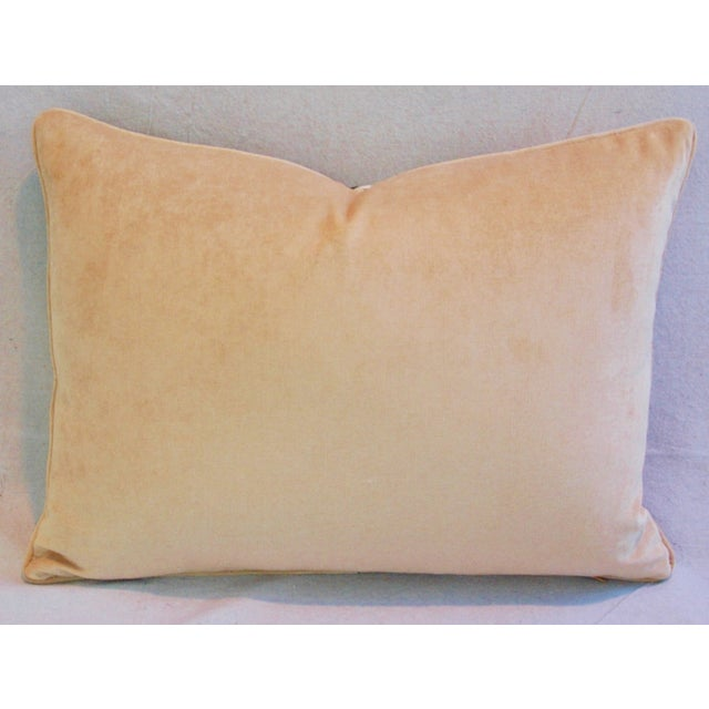Designer Tropical Coconut Palm Tree Pillows - Pair - Image 9 of 10