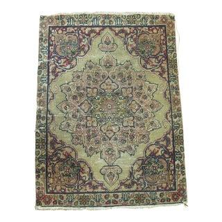 Antique Persian Kerman Rug, 1'9'' x 2'4''