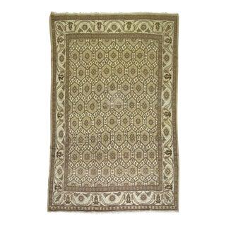 Vintage Persian Rug, 6'2'' x 9'1''
