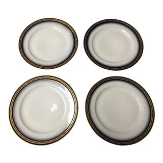 Haviland Limoges Plates - Set of 4