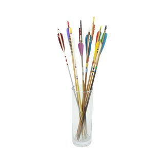 Vintage Multicolor Arrows - Set of 10