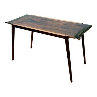 Walnut / Oak Barnwood Table