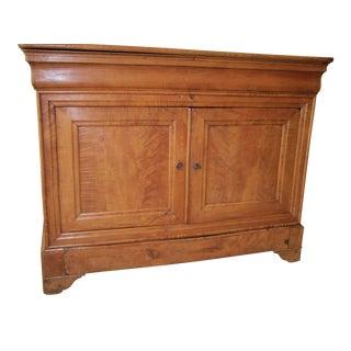 "French ""Maie-Placard"" Dresser"