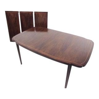 John Widdicomb Extension Dining Table