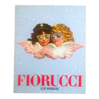 Original Vintage 1980 Fiorucci New Wave Italian Fashion Poster