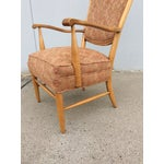 Image of Edward Wormley High Back Lounge Chair