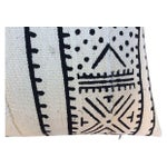 Image of African Mud Cloth Pillow