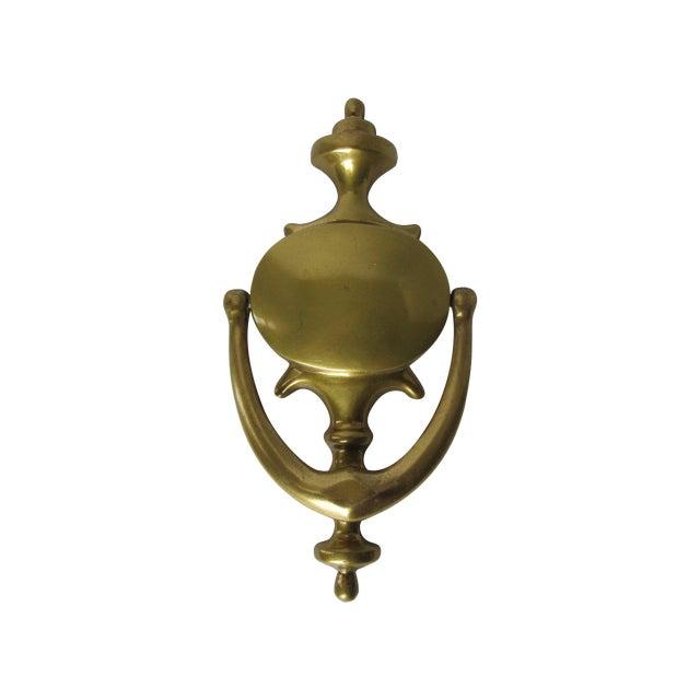 Brass Door Knocker - Image 1 of 4
