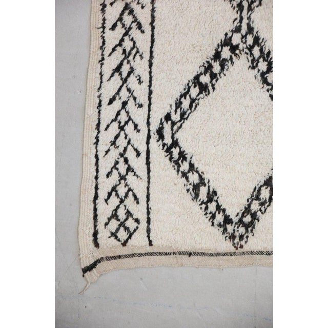 Vintage Beni Ourain Carpet 5 9 215 9 Chairish