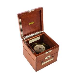 Hamilton 'Model 22' Mounted Chronometer