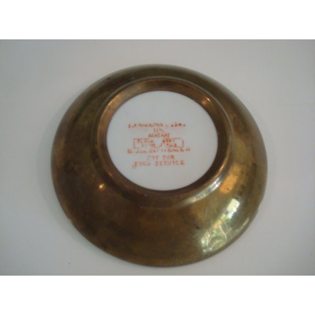 Vintage Asian Style Small Bowl - Image 4 of 6