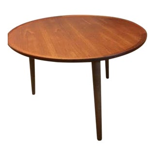 3-Legged Circular Coffee Table