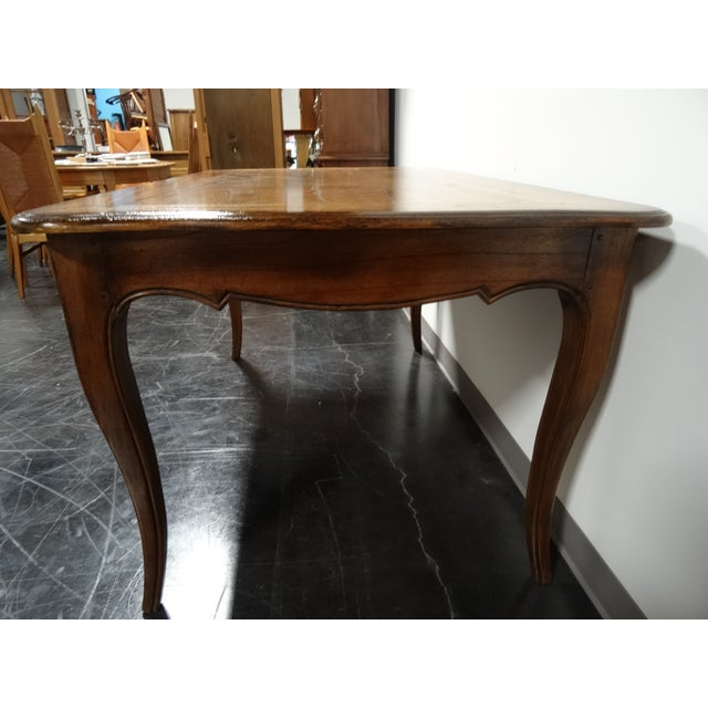 Hekman French Country Oak Writing Desk - Image 6 of 11