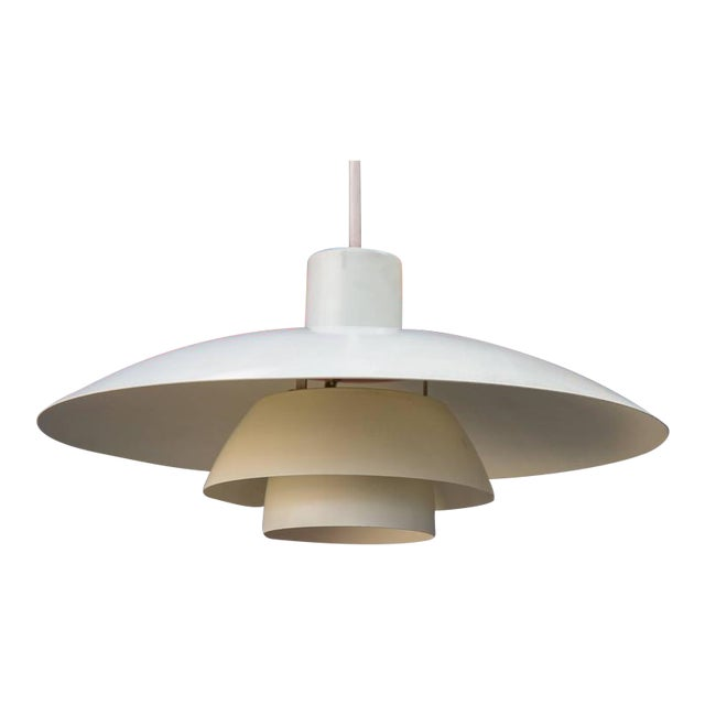 Vintage PH 4/3 Pendant Light by Poul Henningsen - Image 1 of 3