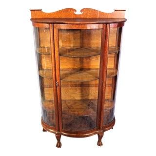 Larkin Display Curio China Cabinet, 1900s