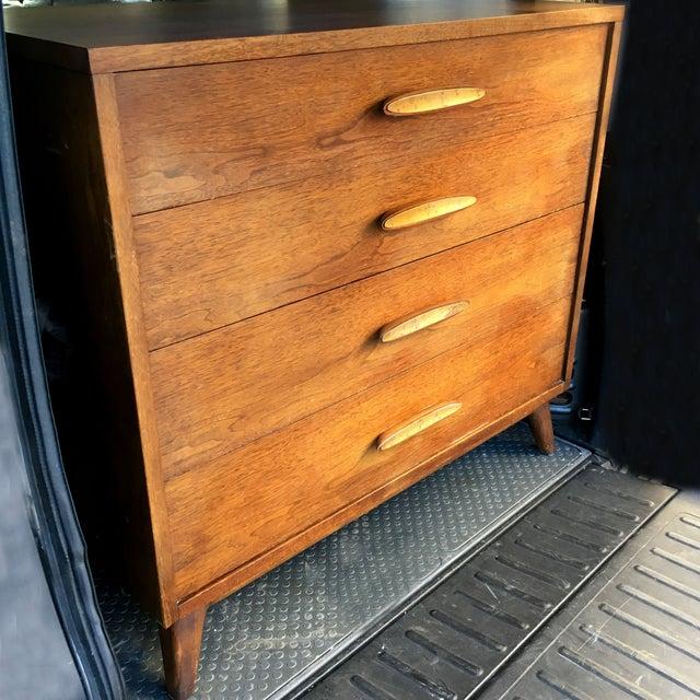 Image of Heritage Henredon Mid-Century Dresser