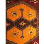 Image of Vintage Turkish Kilim Rug- 5' x 12'
